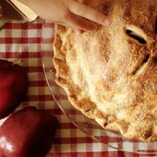 Daring Bakers: Pies- Apple Pie