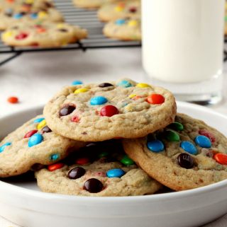 Guest Post:  m&m Cookies