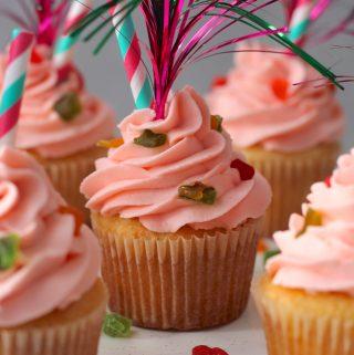 Falooda Cupcakes